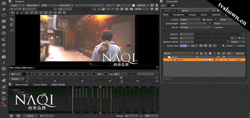 Digital-Tutors---Compositing-a-3D-Ogre-into-a-Live-Action-Scene-in-NUKE-and-Houdini02
