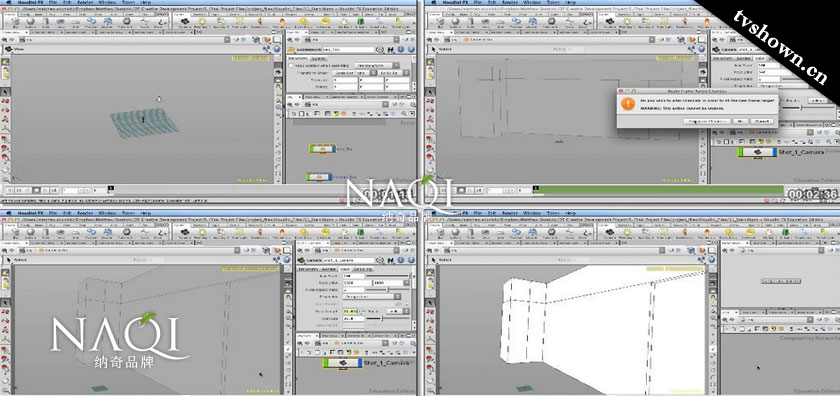 Digital-Tutors---Compositing-a-3D-Ogre-into-a-Live-Action-Scene-in-NUKE-and-Houdini03